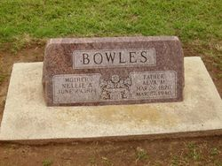Alva M. Bowles