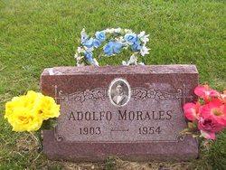 Adolfo Morales, Sr
