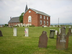 Friends Cove United Church of Christ Cemetery
