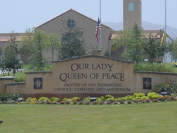 Our Lady Queen of Peace Catholic Cemetery