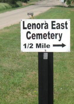 Lenora East Cemetery