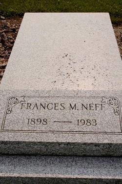 Franziska Therese <i>Haugh</i> Neff