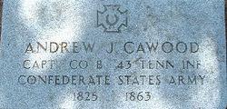 Capt Andrew J. Cawood
