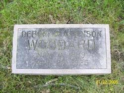 Deborah <i>Woodward</i> Atkinson