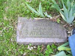 Lena M Atkinson