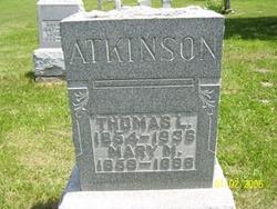 Mary M Atkinson
