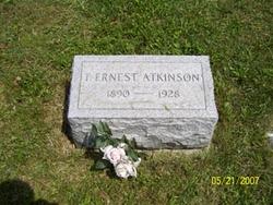 Thomas Ernest Atkinson