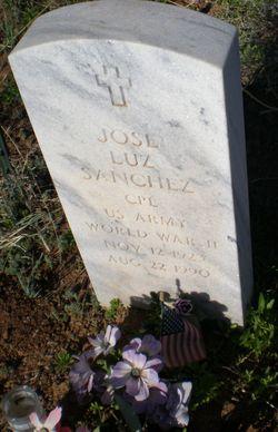 Jose Luz Sanchez