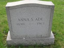 Anna S. Ade