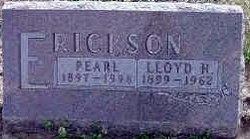 Pearl Erickson