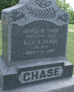 Ella E. <i>Kilmer</i> Chase