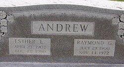 Esther L Andrew