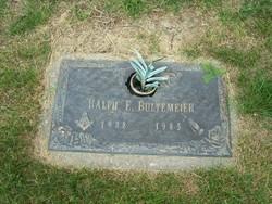 Ralph E. Bultemeier