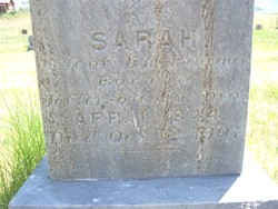 Sarah Jane <i>Day</i> Pinegar