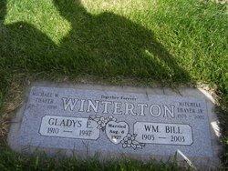 Gladys Evelyn <i>Frazier</i> Winterton