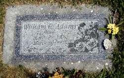 William Carl Babe Adams