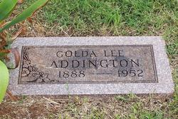 Golda Lee Addington