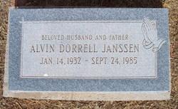 Alvin Dorrell Dorrell Janssen