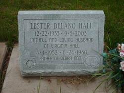 Lester Delano Hall