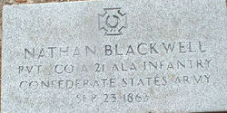 Pvt Nathan Blackwell
