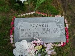 Betty Lou <i>Miller</i> Bozarth