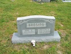 Emeline <i>Griffith</i> Brosing