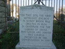 Honey Brook United Methodist Church Cemetery