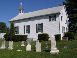 Saint Ignatius of Loyola Catholic Church Cemetery