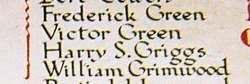 Harry Griggs