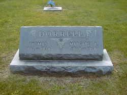 Margaret Alzina <i>Gregg</i> Dorrell