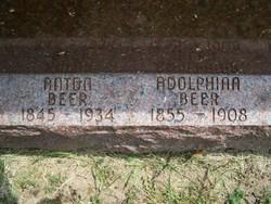Adolphine <i>Wanisch/Vanisch</i> Beer