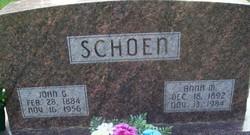 John Gustav Schoen