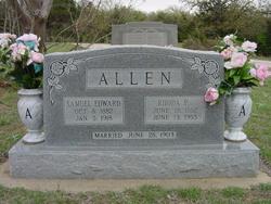Samuel Edward Allen