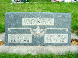 Roscoe Ottis Jones