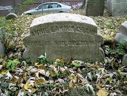 Mrs Annie <i>Eakins</i> Cramp