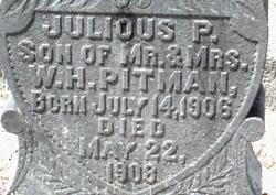 Julious P. Pittman