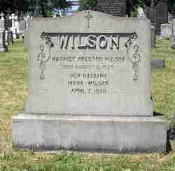 Harriet <i>Preston</i> Wilson