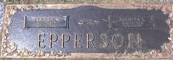 Vernon Wilford Epperson