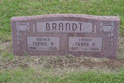 Frank A Brandt