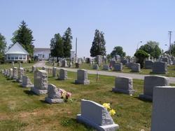 Damascus United Methodist Church Cemetery
