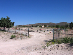 Tombstone Cemetery (new addition)