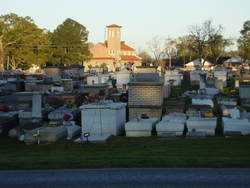 Saint Joseph Catholic Cemetery And Mausoleum #1