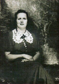 Mary Alberta <i>Courtwright</i> deBruyn