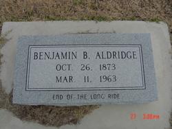 Benjamin B. Aldridge