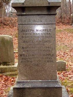 Joseph Whipple
