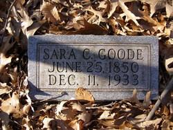 Sara C. Goode