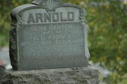 Rena <i>Barton</i> Arnold