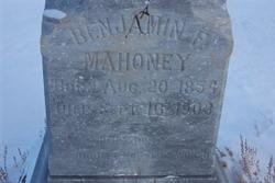 Benjamin Franklin Mahoney