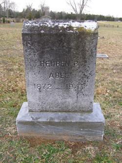 Reuben Obanion Abel