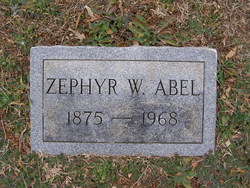 Zephyr W. <i>Williams</i> Abel